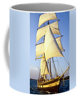 Sailing Ship Carribean Coffee Mug