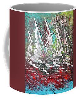 Sailing Together - Sold Coffee Mug