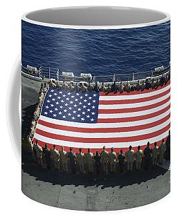 Sailors And Marines Display Coffee Mug