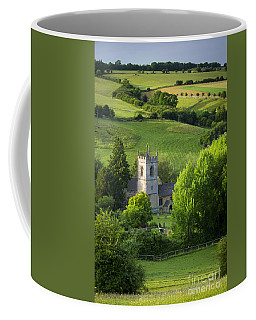 Coffee Mug featuring the photograph Saint Andrews - Cotswolds by Brian Jannsen