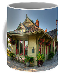 Saint Charles Station Coffee Mug by Steve Stuller