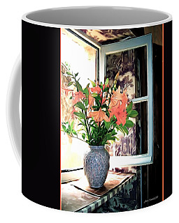 Saint Emilion Window Coffee Mug