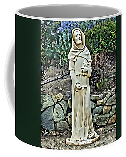 Saint Fiacre Coffee Mug