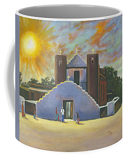 Saint Jerome Church Coffee Mug