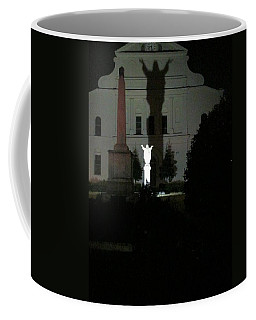 Saint Louis Cathedral Courtyard - New Orleans La Coffee Mug