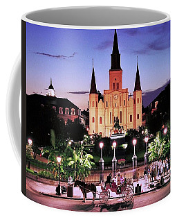Saint Louis Cathedral New Orleans Coffee Mug