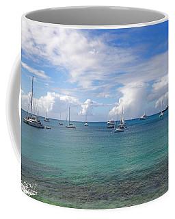 Saint Martin Simpson Bay The Caribbean Coffee Mug