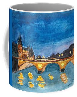 Saint-michael Bvd. Paris Coffee Mug