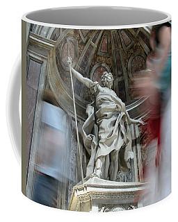 Saint Peters Traffic Coffee Mug