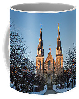 Saint Thomas Of Villanova Coffee Mug
