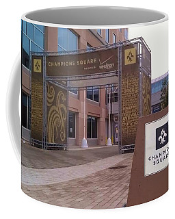 Saints - Champions Square - New Orleans La Coffee Mug