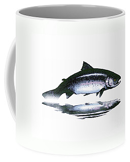 Salar - The Leaper Coffee Mug