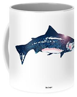 Salar At Sunset Coffee Mug