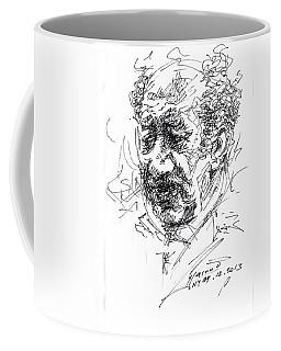Sali Shijaku Artist Coffee Mug