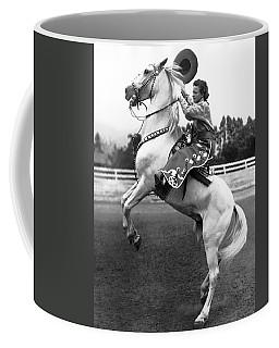 Salinas Rodeo Cowgirl Coffee Mug
