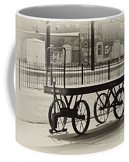Salisbury Depot Freight Cart Coffee Mug