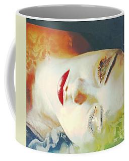 Sally Sleeps Coffee Mug