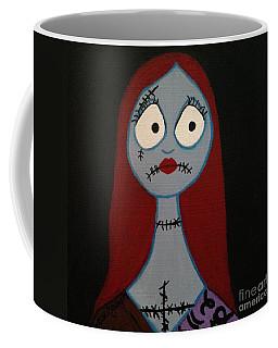 Sally Waits For Jack Coffee Mug