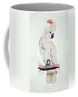 Salmon Crested Cockatoo Coffee Mug