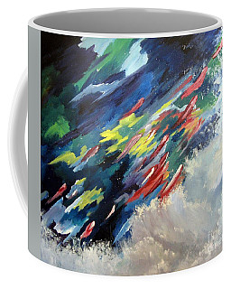 Salmon Run Coffee Mug