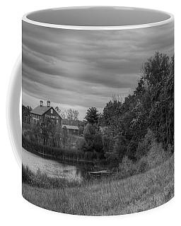 Salomon Farm In The Fall Coffee Mug