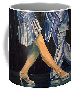 Salsa Stepping Coffee Mug