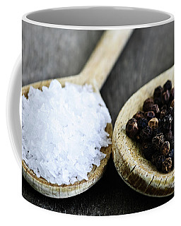 Salt And Pepper Coffee Mug