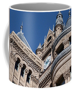 Coffee Mug featuring the photograph Salt Lake City - City Hall - 1 by Ely Arsha
