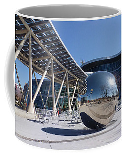 Coffee Mug featuring the photograph Salt Lake City Police Station - 1 by Ely Arsha