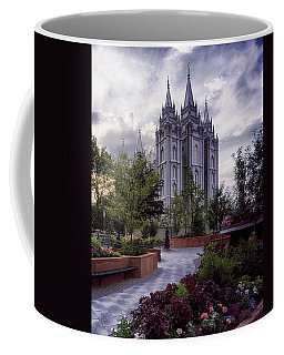 Salt Lake Temple Coffee Mug