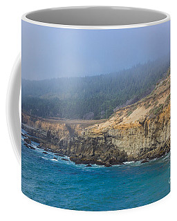 Salt Point State Park Coastline Coffee Mug