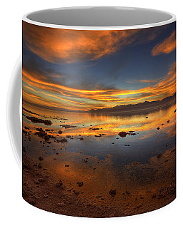 Salton Sea Color Coffee Mug