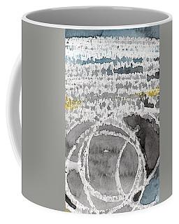 Saltwater- Abstract Painting Coffee Mug