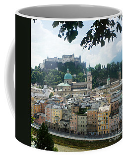 Salzburg Austria Old Town 3 Coffee Mug