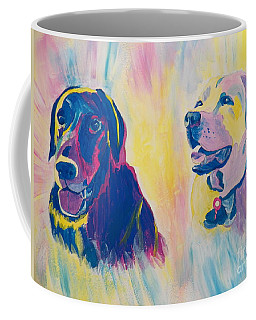 Sammy And Toby Coffee Mug