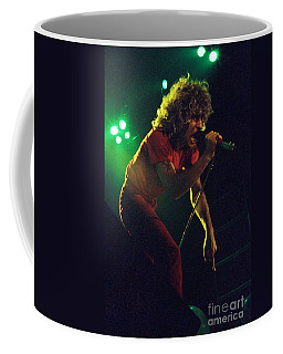 Sammy Hagar New Years Eve At The Cow Palace 12-31-78 Coffee Mug
