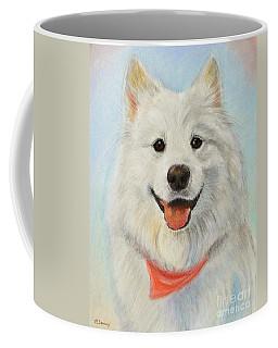 Samoyed Painting Coffee Mug