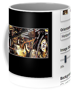 Sample Greeting Card Coffee Mug