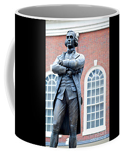 Samuel Adams Statue Massachusetts State House Coffee Mug
