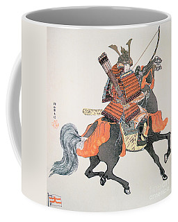 Samurai Coffee Mug