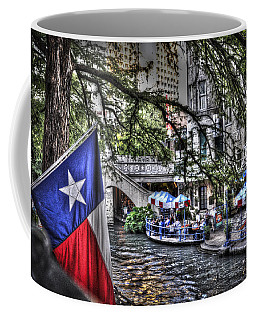 San Antonio Flag Coffee Mug