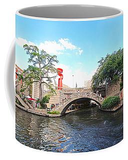 San Antonio River Walk Coffee Mug