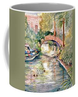 San Antonio Riverwalk Coffee Mug