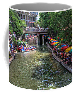 San Antonio Riverwalk Coffee Mug