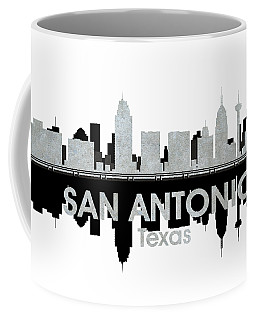 San Antonio Tx 4 Coffee Mug