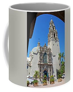 San Diego Museum Of Man Coffee Mug
