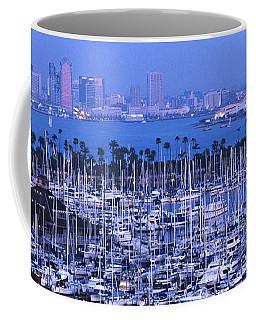 San Diego Twilight Coffee Mug