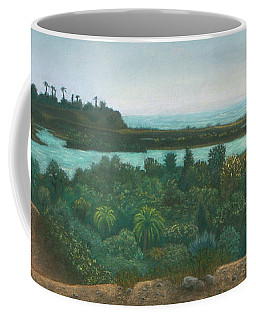 San Elijo Lagoon Coffee Mug