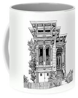 San Fracisco Victorian2 Coffee Mug