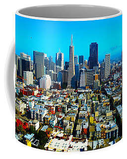 San Fran Colors Coffee Mug